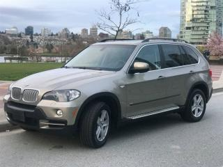 Used 2008 BMW X5 7 PASS,NO ACCIDENT LOCAL,AWD for sale in Vancouver, BC