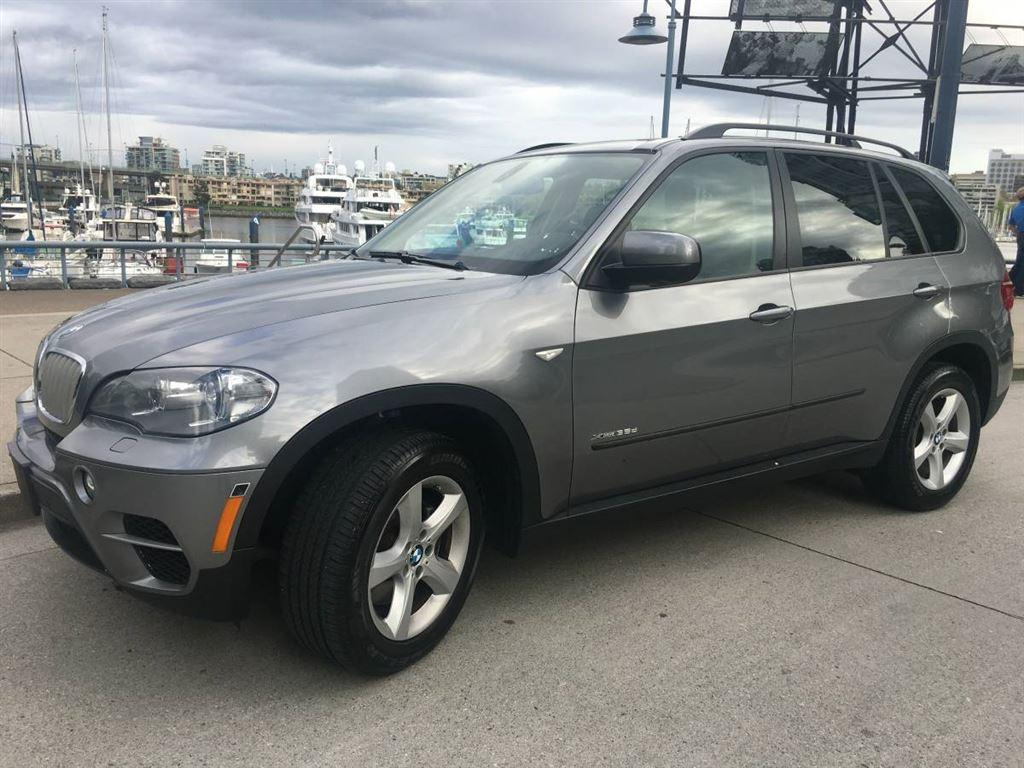 Used 2012 Bmw X5 Diesel Local Nav 360 Camera For Sale In Vancouver