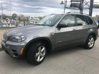 Used 2012 BMW X5 DIESEL,LOCAL.NAV,360' CAMERA for sale in Vancouver, BC