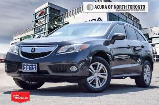 Used 2015 Acura RDX at Accident Free| Bluetooth| Back-Up Camera for sale in Thornhill, ON