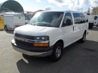 Used 2011 Chevrolet Express LT 3500 12 Passenger Van for sale in Burnaby, BC