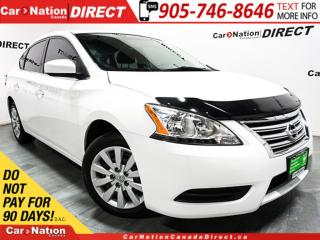 Used 2013 Nissan Sentra 1.8 S  LOW KM'S  ONE PRICE INTEGRITY  for sale in Burlington, ON