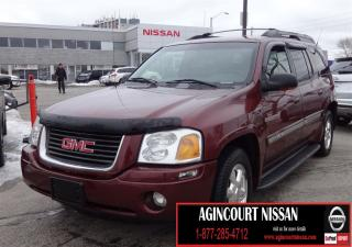Used 2003 GMC Envoy 7 PASSENGER||AS-IS SUPERSAVER| for sale in Scarborough, ON