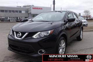 Used 2017 Nissan Qashqai SV SV DEMO|BACK UP CAM|BLUETOOTH|17 ALLOY| for sale in Scarborough, ON