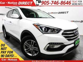 Used 2017 Hyundai Santa Fe Sport 2.4 SE| AWD| PANO ROOF| LEATHER| for sale in Burlington, ON