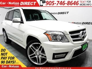 Used 2012 Mercedes-Benz GLK-Class GLK350 4MATIC| LOW KM'S| OPEN SUNDAYS| for sale in Burlington, ON