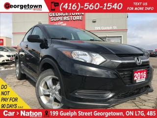 Used 2016 Honda HR-V LX | AWD | CLEAN CARPROOF | ONLY 35K | HTD SEATS for sale in Georgetown, ON