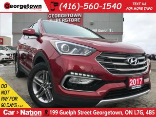 Used 2017 Hyundai Santa Fe Sport 2.4 SE AWD | LEATHER | PANO ROOF | HTD REAR SEATS for sale in Georgetown, ON