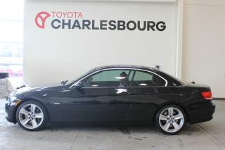 Used 2009 BMW 3 Series 335I CONVERTIBLE ** TOIT RIGIDE ** for sale in Quebec, QC