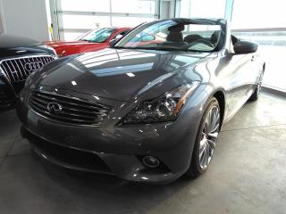 Used 2014 Infiniti Q60 S Decapotable Toit for sale in Lévis, QC