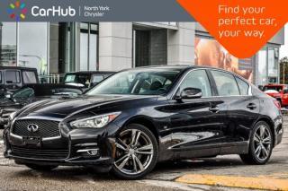 New 2014 Infiniti Q50 Premium AWD|Nav Pkg|BOSE|Heat Frnt.Seats|Sunroof|19