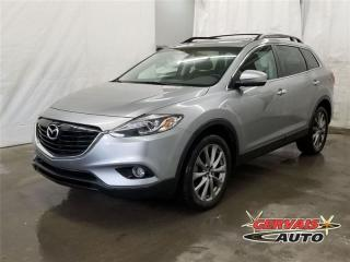Used 2015 Mazda CX-9 Gt Awd Cuir for sale in Trois-rivieres, QC