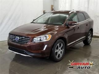 Used 2015 Volvo XC60 T6 AWD Premier Plus for sale in Trois-rivieres, QC