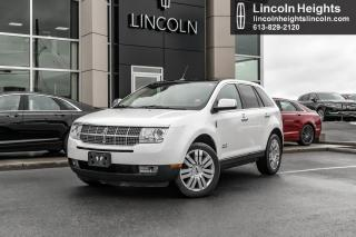 Used 2010 Lincoln MKX AWD for sale in Ottawa, ON