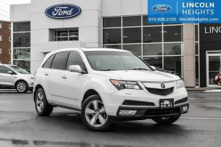 Used 2012 Acura MDX 6-Spd AT w/Tech Package for sale in Ottawa, ON