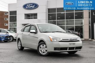 Used 2010 Ford Focus SE SEDAN for sale in Ottawa, ON