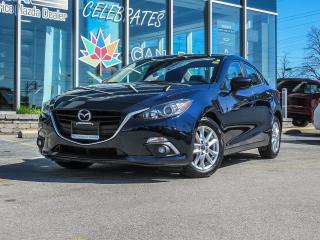 Used 2015 Mazda MAZDA3 GS/ SUN ROOF for sale in Scarborough, ON