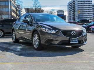 Used 2016 Mazda MAZDA6 GS/ NAVIGATION for sale in Scarborough, ON
