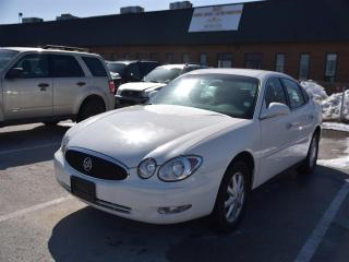 Used 2005 Buick Allure CX for sale in Concord, ON