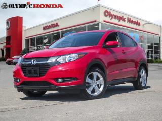 Used 2016 Honda HR-V EX-L NAVI for sale in Guelph, ON