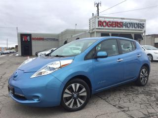 Used 2014 Nissan Leaf - NAVI - 360 CAMERA - LEATHER for sale in Oakville, ON