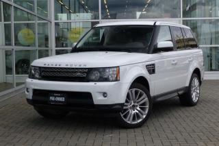 Used 2013 Land Rover Range Rover Sport V8 HSE *Loaded* Navi* for sale in Vancouver, BC