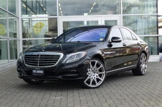 Used 2014 Mercedes-Benz S550 4MATIC Sedan (SWB) *Navi*Loaded* for sale in Vancouver, BC