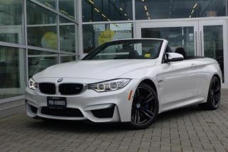 Used 2016 BMW M4 Cabriolet *Rare* for sale in Vancouver, BC