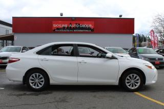 Used 2017 Toyota Camry LE Automatic Sedan for sale in Surrey, BC