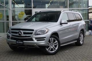 Used 2013 Mercedes-Benz GL450 4MATIC 7 Pass! Navi! for sale in Vancouver, BC