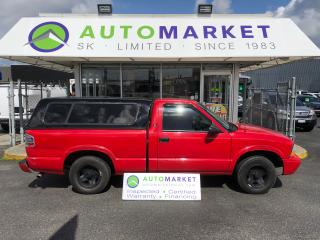 Used 2003 GMC Sonoma SL 2WD CANOPY 5 SPD. FINANCE IT! for sale in Langley, BC