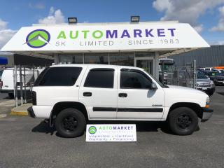 Used 2000 Chevrolet Tahoe 2WD WELL MAINTAINED! WARRANTY! for sale in Langley, BC