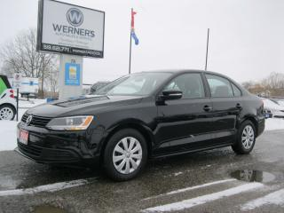 Used 2014 Volkswagen Jetta TRENDLINE+ for sale in Cambridge, ON