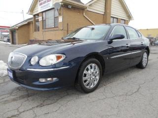 Used 2008 Buick Allure CXL 3.8L V6 Loaded Certified ONLY 125,000KMs for sale in Etobicoke, ON