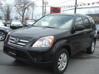 Used 2006 Honda CR-V EX-L for sale in London, ON