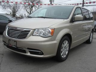 Used 2014 Chrysler Town & Country TOURING for sale in London, ON