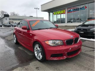Used 2011 BMW 1 Series 135 for sale in Levis, QC