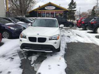 Used 2012 BMW X1 28i for sale in York, ON