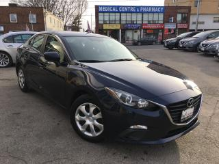 Used 2016 Mazda MAZDA3 GX for sale in York, ON