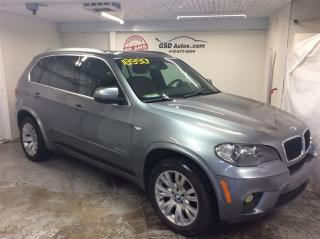 Used 2011 BMW X5 Xdrive35i M Package for sale in L'ancienne-lorette, QC