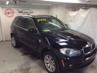 Used 2011 BMW X5 xDrive35i for sale in L'ancienne-lorette, QC