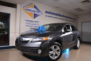 Used 2015 Acura RDX Traction intégrale 3.5L Toit Caméra for sale in Laval, QC