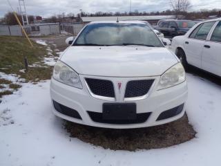 Used 2009 Pontiac G6 SE for sale in Oshawa, ON