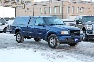 Used 2009 Ford Ranger 4x4 for sale in Brampton, ON