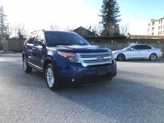 Used 2013 Ford Explorer XLT for sale in Surrey, BC