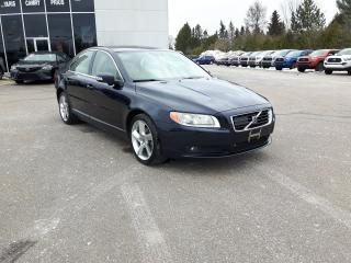Used 2009 Volvo S80 T6 AWD for sale in Ottawa, ON