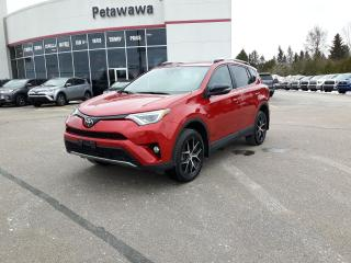 Used 2017 Toyota RAV4 SE AWD for sale in Ottawa, ON