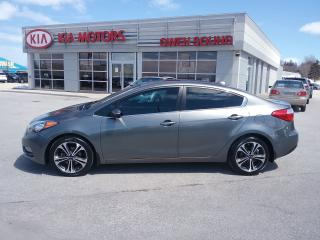 Used 2014 Kia Forte EX w/Roof for sale in Owen Sound, ON