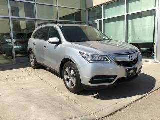 Used 2014 Acura MDX ACCIDENT FREE/ALL WHEEL DRIVE/HEATED SEATS/BACK UP CAMERA/ for sale in Edmonton, AB
