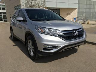 Used 2016 Honda CR-V EX-L/ALL WHEEL DRIVE/HEATED SEATS/SUNROOF/BACK UP MONITOR for sale in Edmonton, AB